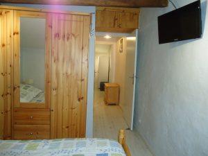 chambre 2personnes couloir