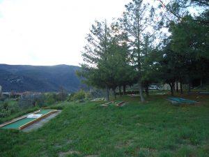 terrain mini golf a molitg
